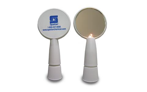 Lanterna para Inspeção de Banheiros