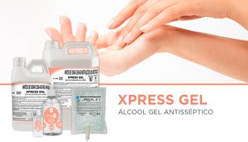 Lançamento: Xpress Gel