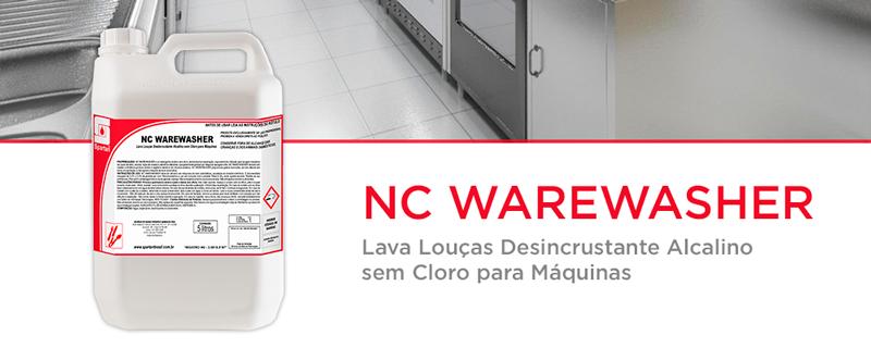 Lançamento: NC Warewasher