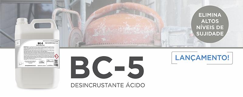 Lançamento: BC-5
