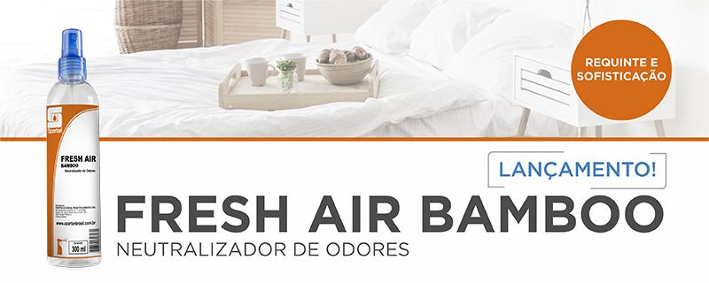 Lançamento: Fresh Air Bamboo