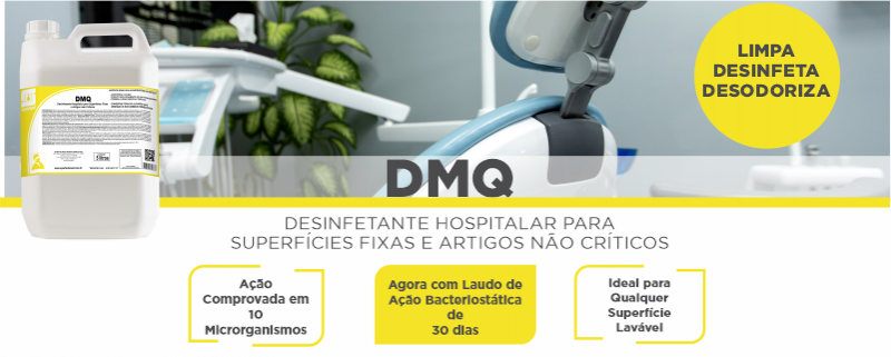 Laudo Bacteriostática DMQ