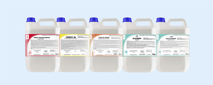 Peróxido de hidrogênio: tecnologia a favor da limpeza