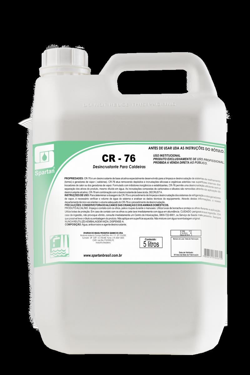 Imagem ilustrativa do produto: CR-76