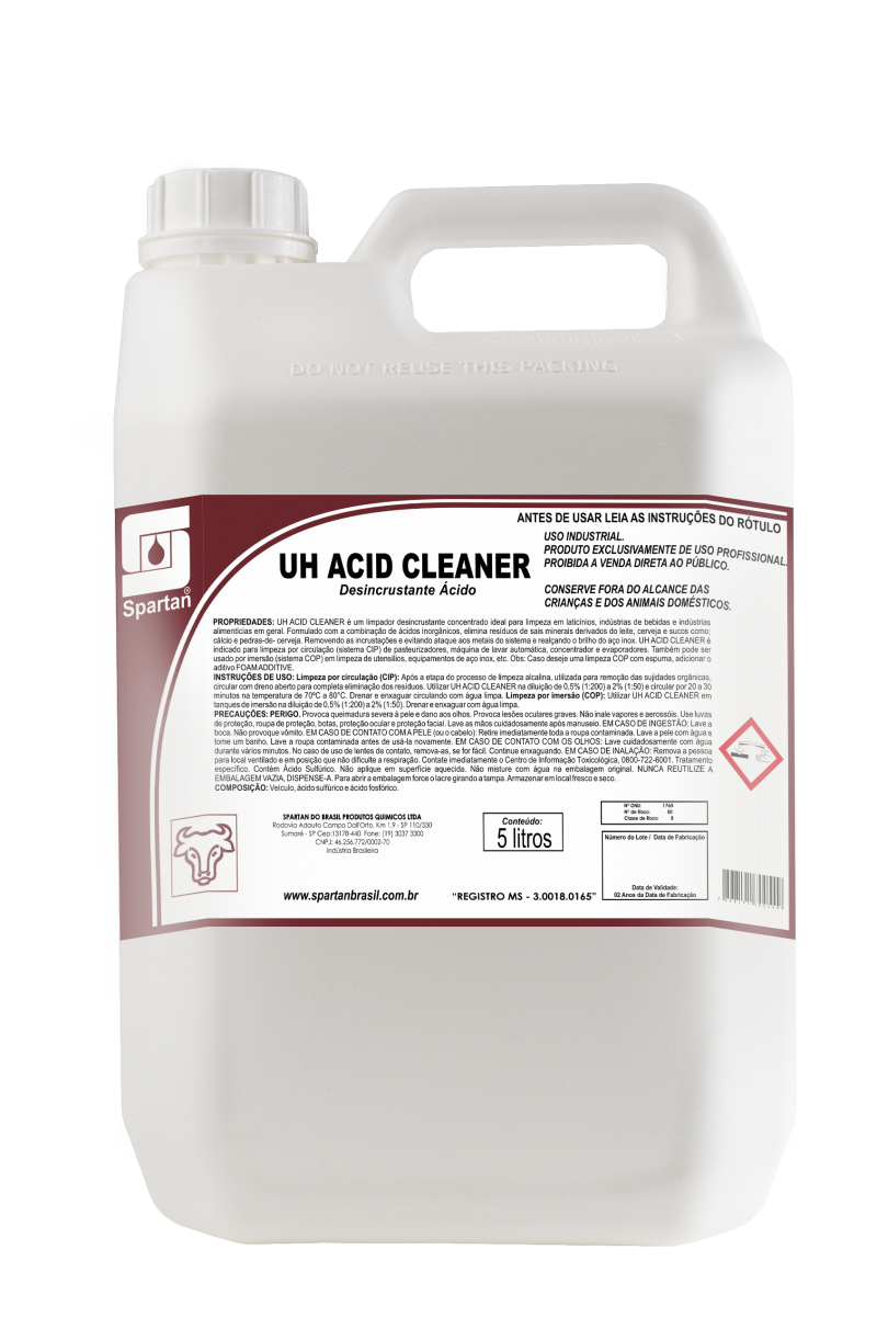 UH Acid Cleaner