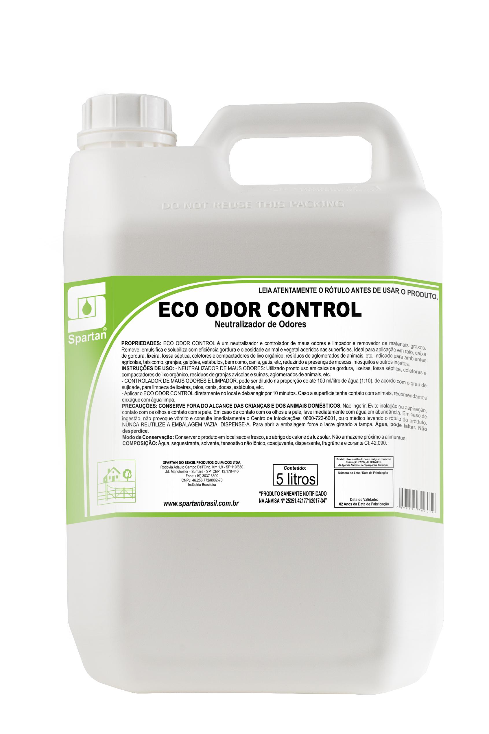 Eco Odor Control