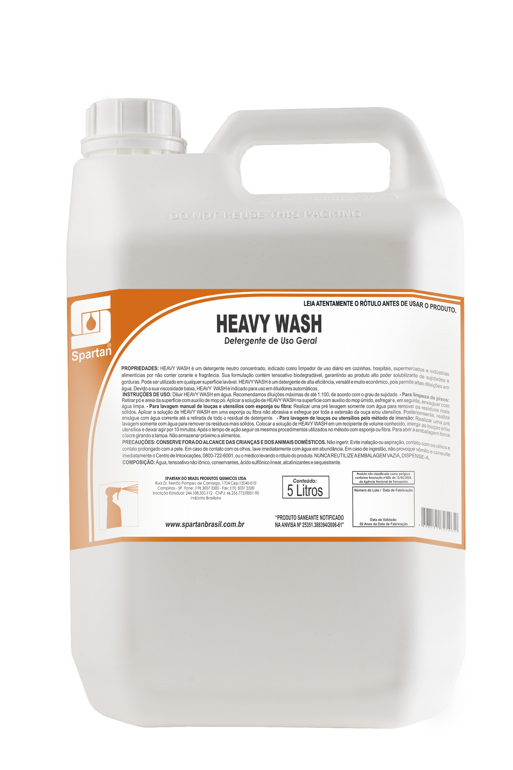 Heavy Wash