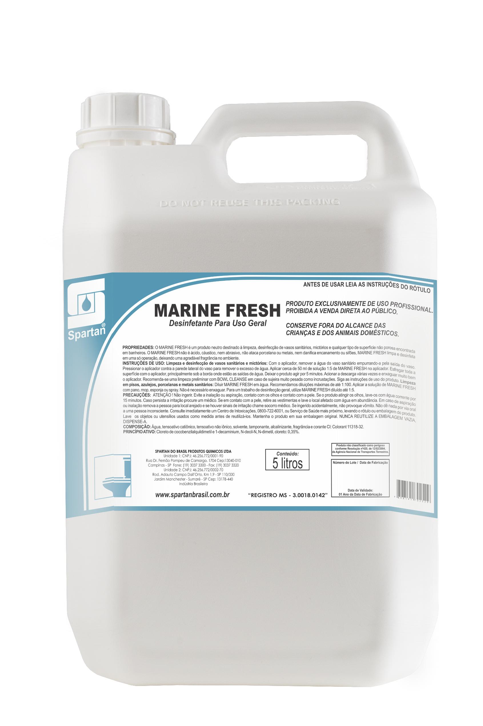 Marine Fresh