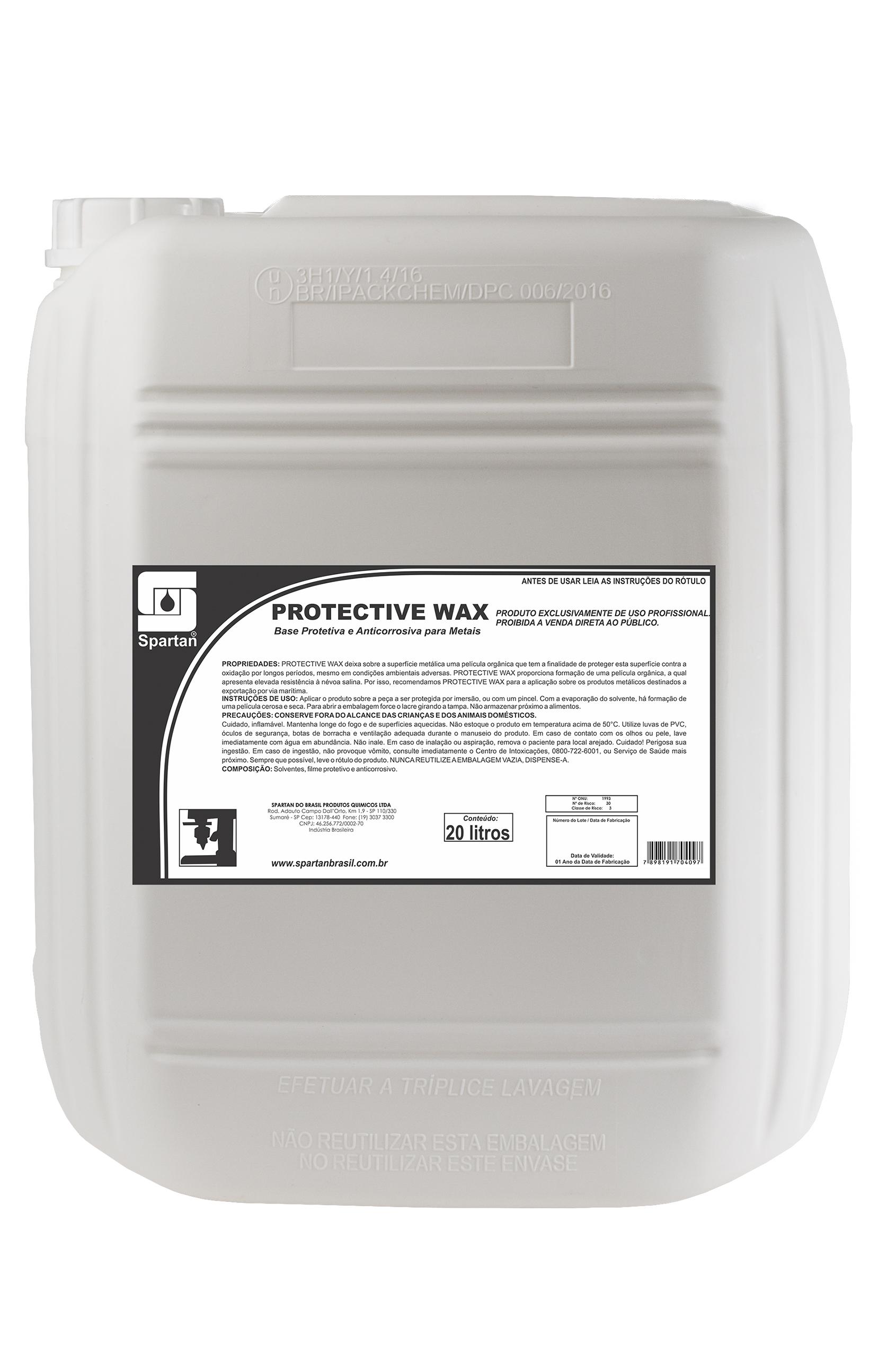 Imagem ilustrativa do produto: Protective Wax
