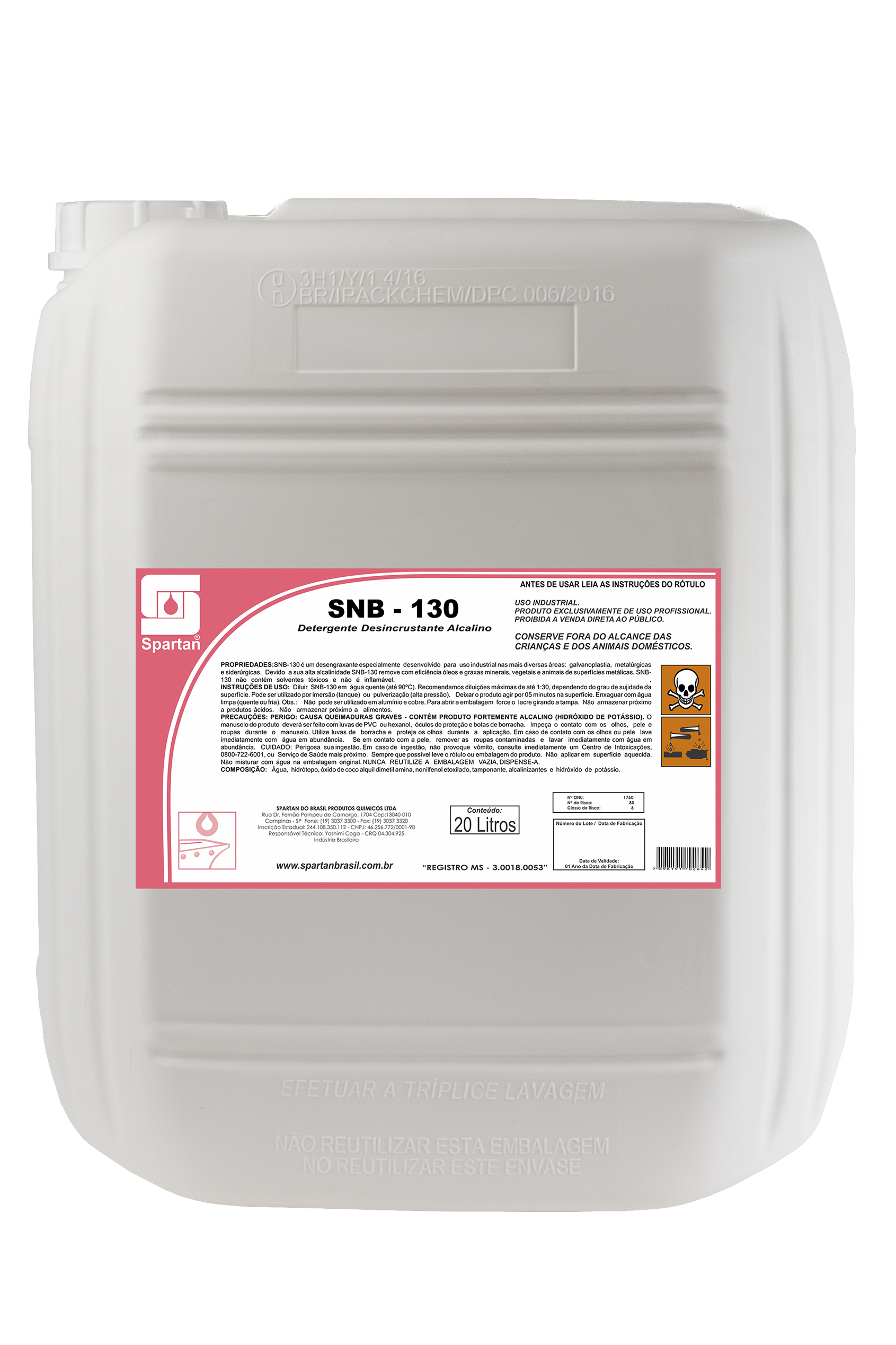 Imagem ilustrativa do produto: SNB-130