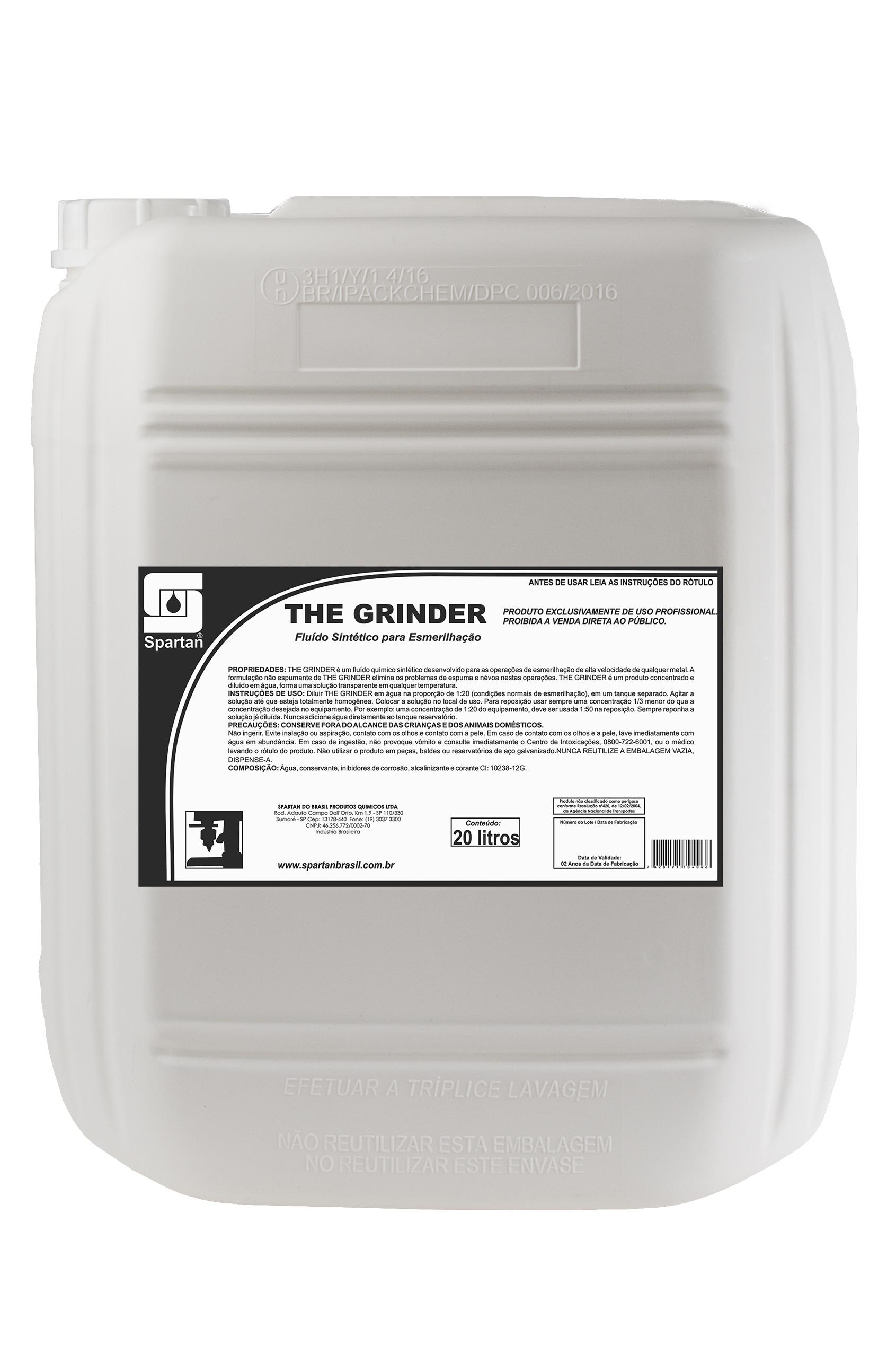 Imagem ilustrativa do produto: The Grinder