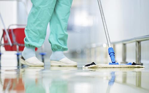 Limpadores Desinfetantes Hospitalares