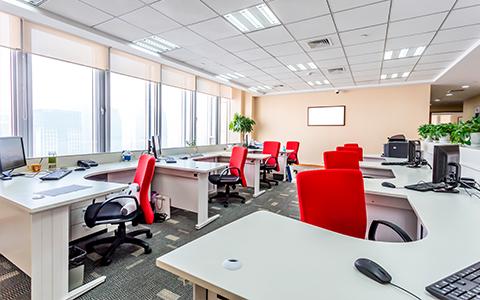 Higienização de Escritórios e Estações de Trabalho