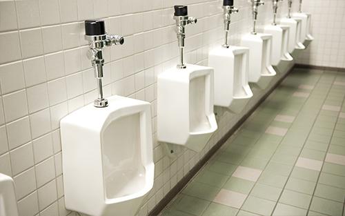 Higienização de Sanitários